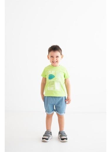 Panolino  Erkek Bebek Takım 17546 Yeşil
